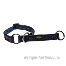 Wolters Cat & Dog Collier Alpinist Marine Bleu M/XL–hundeschlupfha lsband en nylon pour chien collier semi-étrangleur pour - B00UGORUJO