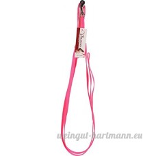 "Valhoma Nylon Chicken Leash Lead Durable Single Layer ClipLoop Pink 3/8""X6' - B00XL53FAI"