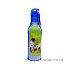 Lazzykit Gourde avec bouteille distributeur d'eau Portable pour Chien Chat - B07B4936KF