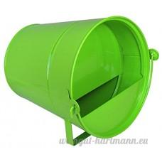 Abreuvoir seau 4 litres Vert - B01F461GJ8