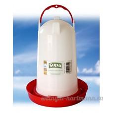 Supa–Volaille Buveur–Rouge et blanc–3L - B00C1FHTPQ