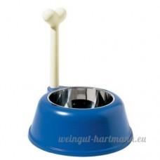 Alessi Lupita Dog Bowl Blue by Alessi - B018OEYB3A