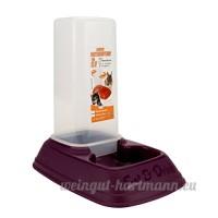 Agrobiothers Mini Distributeur à Eau Ou Nourriture Antidérapant pour Petits Animaux - B00BXFS0R6