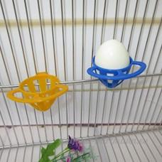 GUBENM 1 PCS Perroquet Oiseaux oiseau mangeoire dispositif d'alimentation  Oiseau Cage Titulaire Perroquet Cage Fruit Feeder Légumes Suspension Panier Conteneur Pet Jouets Oiseau Fournitures - B07D28TBKQ