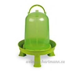 Abreuvoir siphoïde sur pieds vert - 10L - B01LZGFJ1J