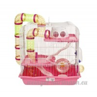 Little Zoo Henry Cage à hamster Taille moyenne - B00G4BGMNS