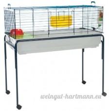 Savic Stand Nero 3 - Cage pour petits animaux - Bleu marine - B0041O5FB0