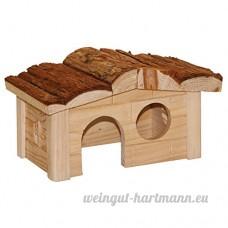 Kerbl Maisonnette pour Hamster Nature 20x14x12 cm - B000NIR2AA