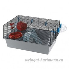 Ferplast Mickey Mouse/cage pour hamster nain - B0789NL2KB