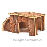 Méga maison/nichoir pour Cochons d'Inde et Lapings - B00518HIAG