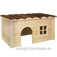 Nobby Woodland-hanni Maisonnette en Bois pour Rongeur 40 x 23 x 20 cm - B00NHTU8IK