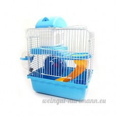 GKPLY Hamster Habitat Pet Produits Hamster Haven - B07D5637BD
