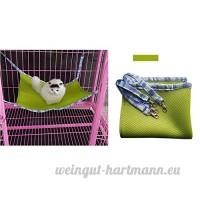 Plifet modèles d'été Petit panier pour animal domestique Pet pour chat à suspendre respirant Hamac - B07D4M5K8W
