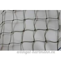 Pieloba Filet de clôture pour parc à poules Vert olive Maille 5cm Épaisseur 1 2mm 0 50 x 50m - B00BTFPE56