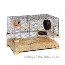 Ferplast Karat 80 Cage en verre pour rongeur 78 5 x 45 5 x 52 5 cm - B00FRFS26W