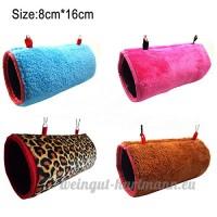 ZREAL Hamac pour animaux de compagnie hamac suspendu lit jouet chaud nid maison pour rat souris perroquet écureuil - B07D7V45RM