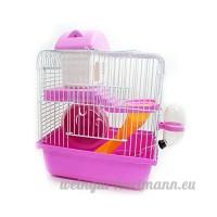 GKPLY Hamster Habitat Pet Produits Hamster Haven - B07D54JWBS