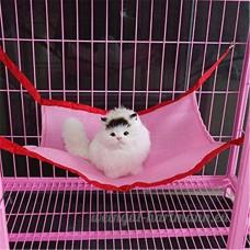 Plifet modèles d'été Petit panier pour animal domestique Pet pour chat à suspendre respirant Hamac - B07D4KW9KW