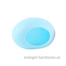 Roblue Nid d'œuf de Hamster Souris Petits Animaux Respectueux de l'environnement en Plastique 11*7*7.5cm - B07D1KSDRF