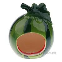 D DOLITY Couchage - Hamster - Melon d'Eau - Vert - B07CZ4JNFN