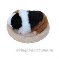 Lazzykit Litière pour Hamster Coussin Niche à Lapin Lit Maison Nid Animal Cochon d'Inde - B07CTN2WVC