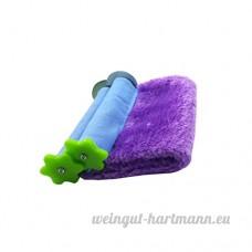 kangql Hamac Mini Hiver chaud Maison pour animal domestique Oiseau Parrot écureuil à suspendre Lit jouet - B07CTL6KBF