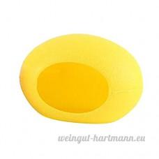 Roblue Nid d'œuf de Hamster Souris Petits Animaux Respectueux de l'environnement en Plastique 11*7*7.5cm - B07D1KWG6H