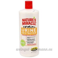 Nature's Miracle urine Destroyer taches et résidus Eliminator - B003I5VTRW
