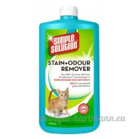 Simple Solution Stain and Odour Remover for Cats  1000 ml - B004GBTK28