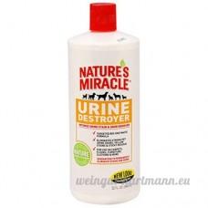 Nature's Miracle urine Destroyer taches et résidus Eliminator - B003I5VTRW