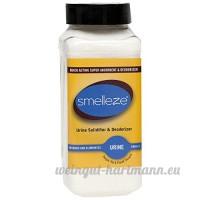 smelleze Absorbeur d'urine  solidifier & Sport?: 2lb. Granules pour urinoirs portables & bedpans - B01DN7FQSC