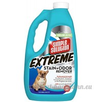 Brampton Simple Solution Extreme Stain and Odor Remover for Dogs Cats 1Gallon - B0037ED81Y
