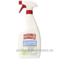 Nature's Miracle 3en 1Odor Destroyer  680 4gram - B001D9AQME