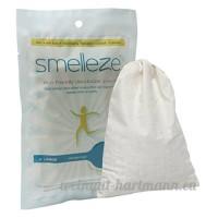 SMELLEZE réutilisable Congélateur Odeur Retrait Pochette Déodorisant: élimine les odeurs alimentaires sans produits chimiques - B01D9DPGXU