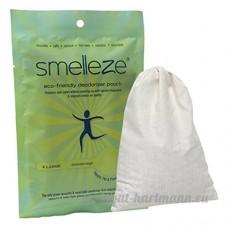 smelleze Pochette Corpse Odeur Retrait Sport réutilisable?: élimine les odeurs de la Mort en 300. M². - B01D5RC46M