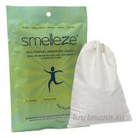 smelleze Pochette Retrait Armoire Odeur Sport réutilisable?: Vêtements élimine les odeurs sans Parfums en 200. M². - B01D5QTQAU