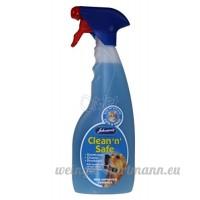 Johnsons Vet Clean 'n' Safe Chien et Chat pour animal domestique Désinfectant - B000OLUT92