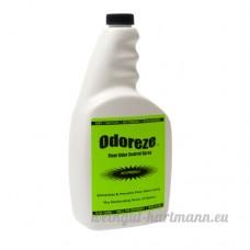 odoreze Eco sol en bois dur Odeur Neutralisant?: fait 64gallons à nettoyer l'urine puanteur - B01DNM2VK8