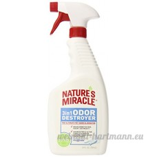 Nature's Miracle 3 en 1 Odor Destroyer  680 4 gram - B001D9AQME