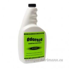 odoreze naturel décharge Contrôle des odeurs eco Spray?: traite 2000m² à détruire puanteur - B01DNNLNPG