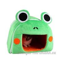 Skyoo Hamster Nest Pet Supplies Dessin animé Animal - B078W4KSF3