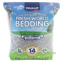 Vitakraft Fresh Monde Force Crumble Parure de lit pour petits animaux - B019Z9XTTA