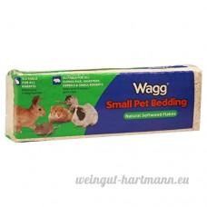 Wagg Animaux Literie 1 kg - B015RDUBDA