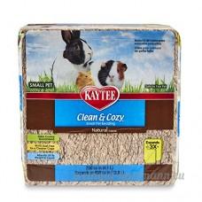 Kaytee Clean & Cozy: litière en papier  super absorbante - B00WI98T4K