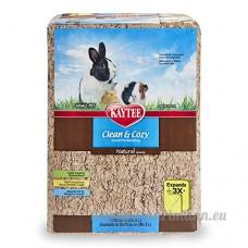 Kaytee Clean & Cozy: litière en papier  super absorbante - B00WI98MJW