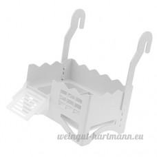 Sharplace Tortue Reptile Plate-forme Parc en Plastique - Blanc - B07DG2KY7X