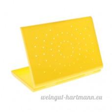 D DOLITY Tapis Hamster Lit de Refroidissement en Plastique Lit Cage de Petit Animaux - B07CVDW7C2