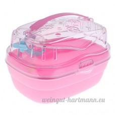 D DOLITY Transport de Hamster Portable - B07CGLWKBQ