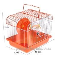 perfk Boîte de Transport Couchage pour Hamster Petit Animal - #2 - B07C5SDKCW