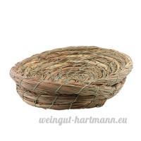 Sharplace Nid de Hamster Oiseau Paillage Cage pour Couchage de Petit Animaux Perroquet Maison 60*240mm - B074ZBJ6RN